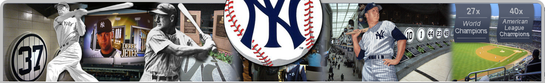 Pinstripe Passion - A New Look at the NY Yankees!